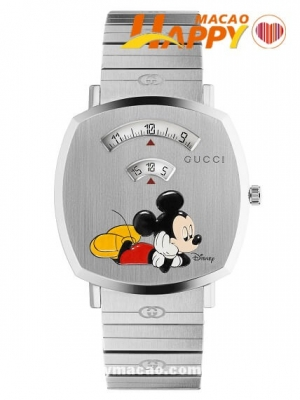 GUCCI米奇腕錶新春版