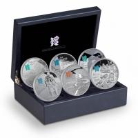 倫敦奧運紀念幣(上)