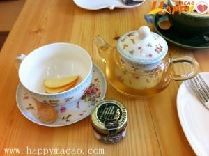 纖巧柔媚的Hana hana Cafe