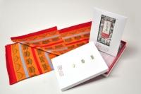 澳門郵政130年禮盒