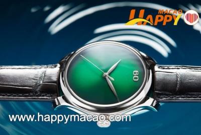 慶祝東方表行60周年亨利慕時推出勇創者大三針概念腕錶特別版