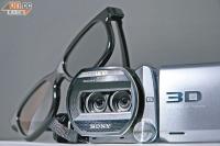 HDR-TD20VE雙鏡3D全高清