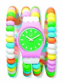 Swatch 甜蜜春色