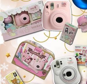 Fujifilm 聖誕禮盒套裝