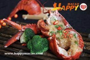 樂軒華龍蝦宴