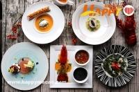 法式5道菜龍蝦套餐