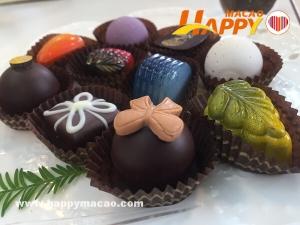 台灣海拔最高的巧古力店
