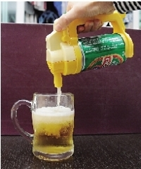 啤酒泡多少你話事