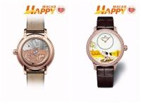 雅克德羅系列腕錶迎新春