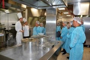 酒店及飲食業廚師培訓計劃