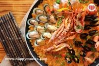 環球海鮮盛宴自助餐