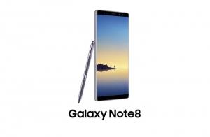 Galaxy Note8盛大登場