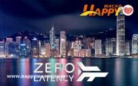 ZERO LATENCY 登陸香港