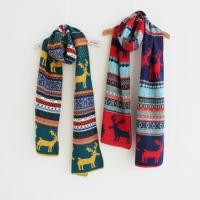 冬天圍頸巾的重要性