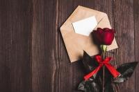 """寫一封情信給""""老婆餅""""或""""老公餅"""""""