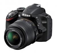 Nikon新機-功能強大的D3200