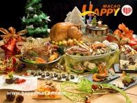 澳門威尼斯人聖誕新年呈獻節慶菜單