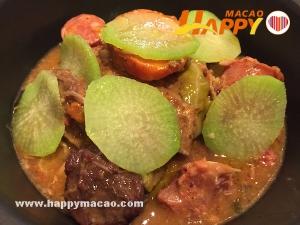 期間限定葡軒米芝蓮星廚傳統葡國菜