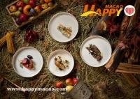 秋天風味 野菌盛宴