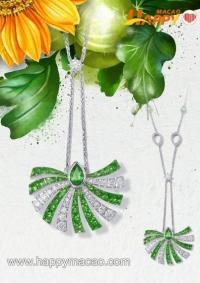 珠寶工藝裏的斑斕大自然
