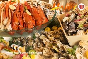 春節及情人節大餐自助餐一覽表16