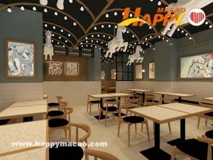 荔園茶餐廳6月8日開幕