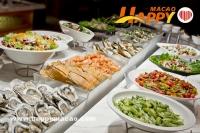 鷺環海天跨年主題自助餐