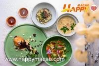 土生花新派韓式素菜套餐賀聖誕