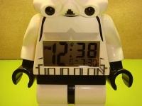 LEGO卡通系列造型鬧鐘