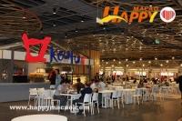 金沙「口福」美食廣場