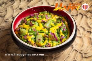 秘魯風味午餐餐單