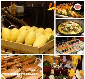 奧旋泰國美食匯放題