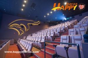 澳門首個3D戲院「UA銀河影院」快將開幕