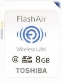 東芝卡內置無線LAN功能