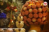 澳門漁人碼頭驚喜聖誕美食
