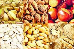 適量食用堅果有益健康