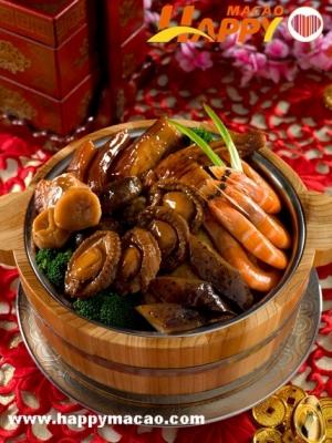 金沙度假區新春賀年盛宴
