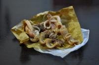 全澳最好吃的炸魷魚!