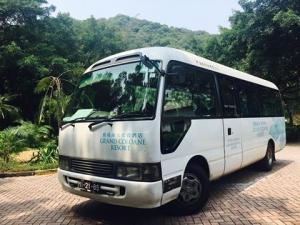 鷺環海天免費接駁巴士時間表