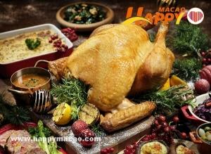 JW萬豪普天同慶佳節自助餐及下午茶