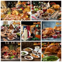 2019聖誕新年大餐及自助餐一覽表