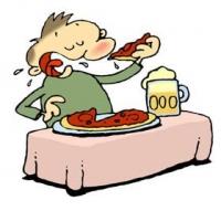 吃得太飽易引發多種疾患