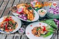 4月味遊泰國 金麗華四方泰饌