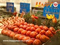 7折東南亞美食海鮮自助餐