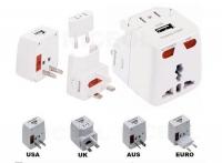 USB充電世界通用旅行插蘇