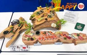 佳景兩日廚晉身世界壽司盃20強