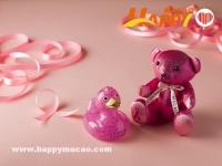 粉紅主題慈善午宴