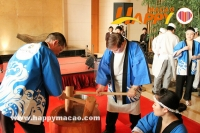 驚喜日本傳統新年慶典
