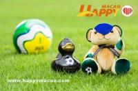 世界盃版康萊德小熊X幸運小鴨