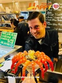 星級名廚金秋盛宴 - 地中海風味晚膳